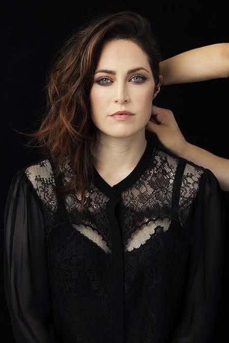 Charlotte Sullivan in a photo shoot.