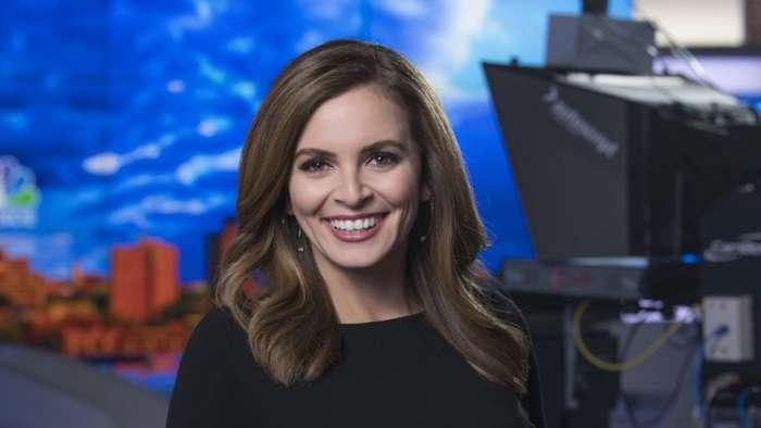 American Reporter Alexandra Corey