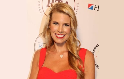 Actress Beth Ostrosky Stern photo