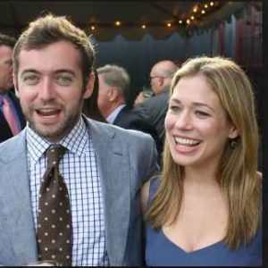 Image: Elise Jordan with her first husband Michael Mahon Hastings