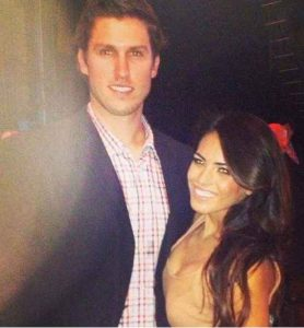 Kacie Mc Donnell's relationship with Jonathon Pettibone