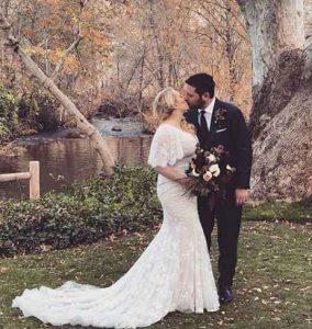 Meghan Mccain & Ben Domenech Tied a Knot