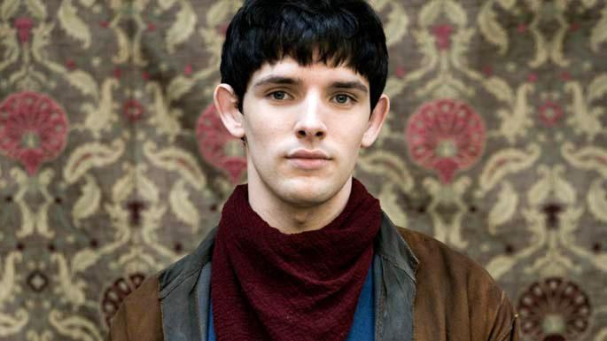 Actor Collin Morgan.
