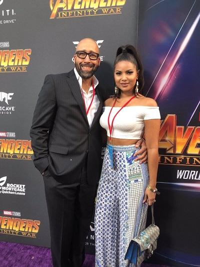 Natasha Sen Fizdale is living a lavish lifestyle with her husband