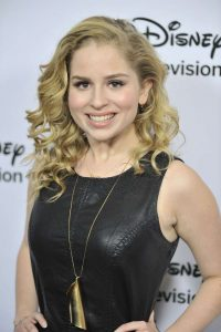 Photo of Allie Grant while attending an award function.