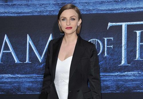 Actress Faye Marsay image