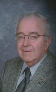 Photo of Rebecca's late husband, Gene Schull.