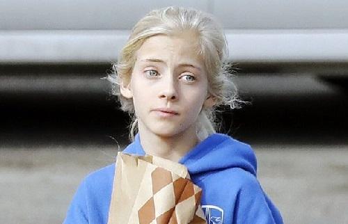 Daughter of Julia Roberts and Daniel Moder Hazel Moder