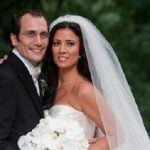 Julie Banderas and her spouse Andrew Sansone