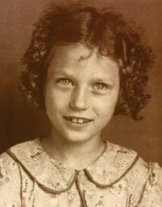 Photo of Loretta Lynn Childhood.