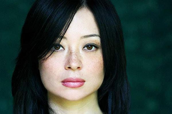 Actress Mandie Taketa