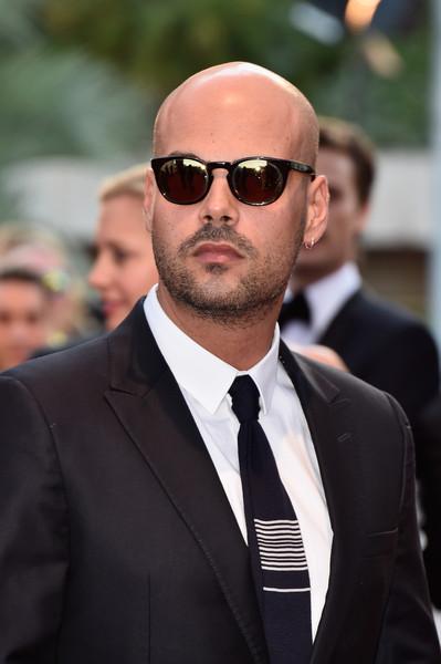 Marco D'Amore attends the 55th Monte Carlo TV Festival closing ceremony on June 18, 2015 in Monte-Carlo, Monaco.