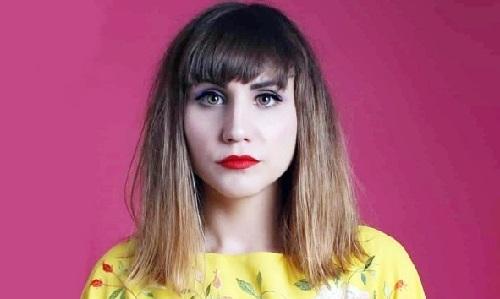 Image of an actress Natasia Demetriou
