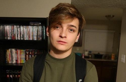 YouTuber Nick Bean photo