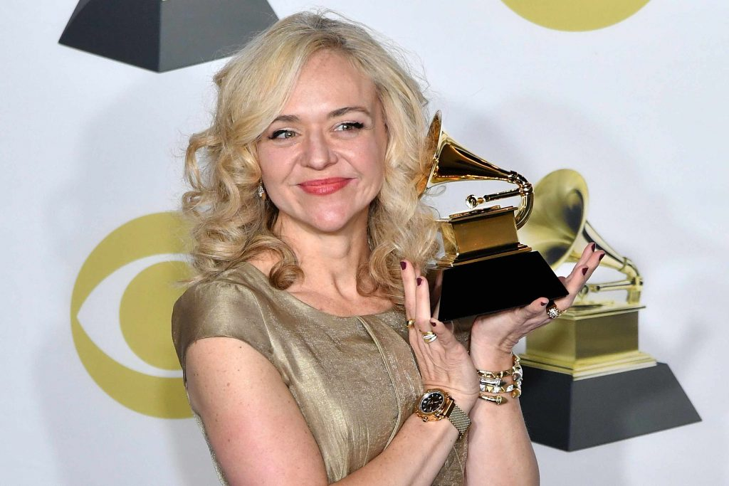 Rachel Bay Jones won a Grammy Awards for her portrayal in Dear Evan Hansen.