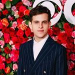 Stage actor and singer, Taylor Trensch