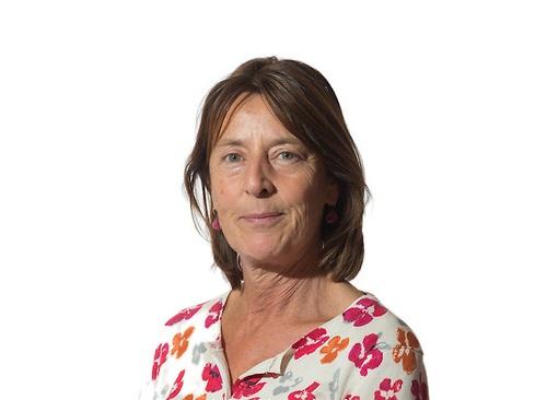 Picture of a social worker Lady Amanda Ellingworth