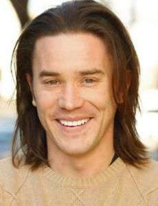 Photo of Tom Pelphrey when he was young.