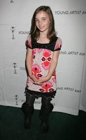 Young, Christina Robinson arrived at the Young Artists Award ceremony.