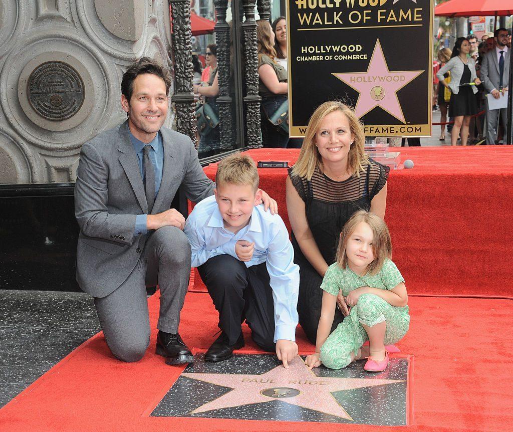 Jack Sullivan Rudd and his parents