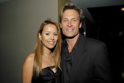 Lonnie Quinn and his wife Sharon Quinn