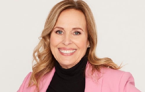 Actress Genie Francis photo
