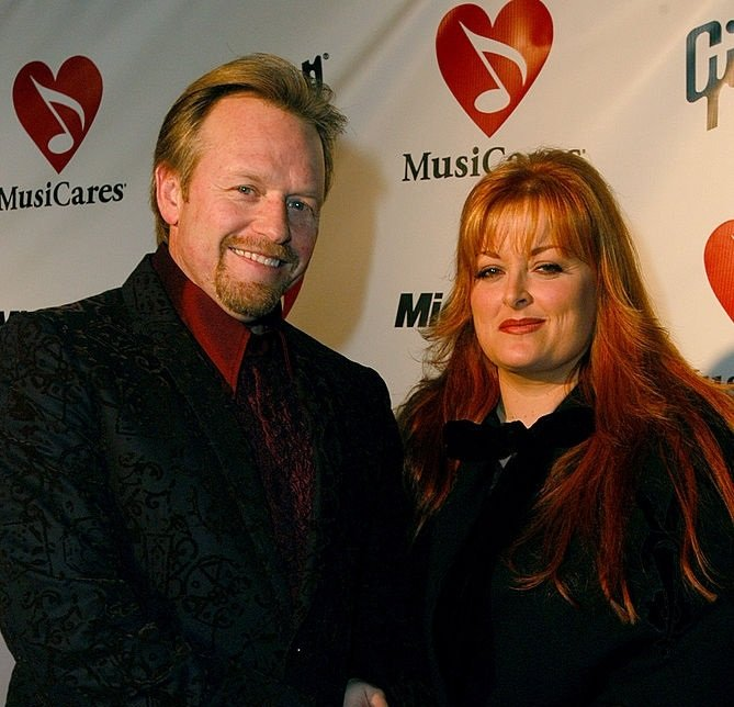 Wynonna Judd and her former spouse D. R. Roach