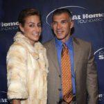 Kimberly Innocenzi and her hsband Joe Girardi