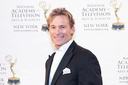 Actor and journalist Lonnie Quinn