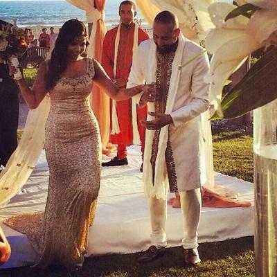 Coach Fizdale marries Natasha Sen