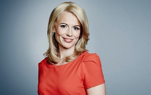 Journalist Pamela Brown photo