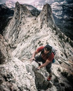 Rock Climber Jimmy