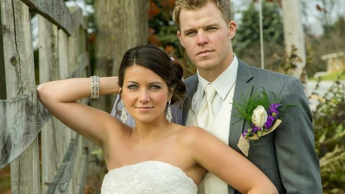 Lakyn Pennington and Brock Holt's Wedding.