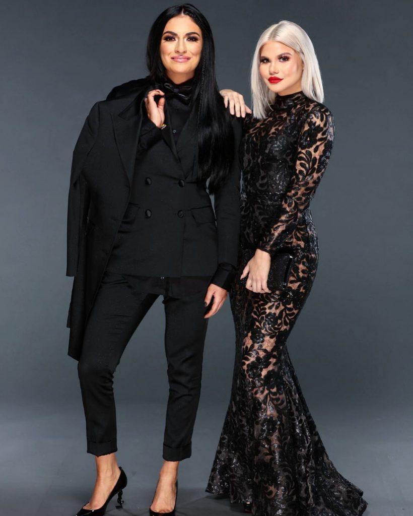 Arianna and Daria