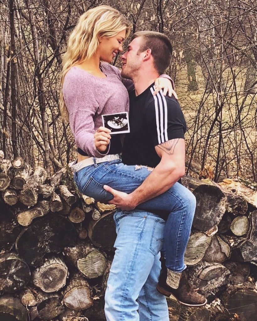 Shannon with his boyfriend, Jake