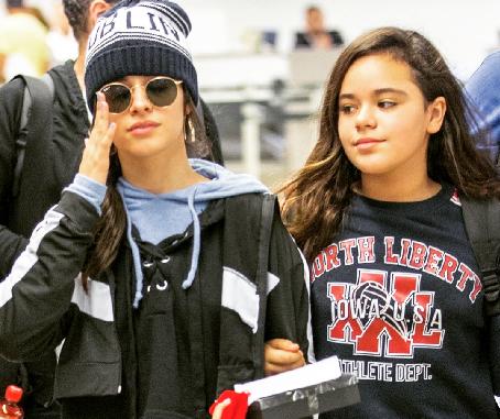 Sofia and Camila.