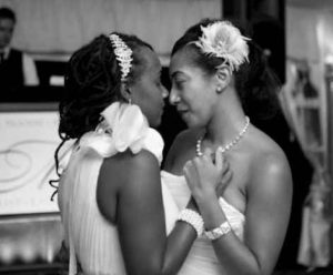 Aisha Moodie-Mills & Danielle Moodie's Wedding