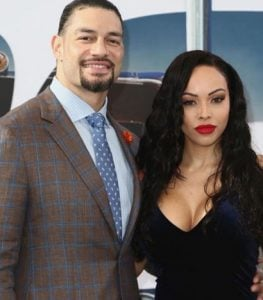 Galina Becker's & Roman Reigns