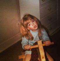 Childhood photo of Jennifer Finnigan
