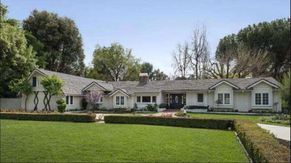 Brooke Daniel's Hidden Hills, California house.