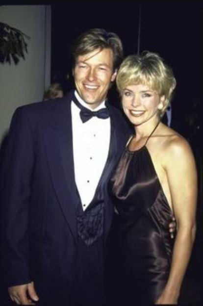 Kristina Wagner and her ex-husband, Randall Malandro.