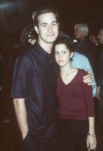 Kimberly McCullough and her ex-partner, Freddie Prinze Jr.
