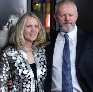 Susan with his husband David
