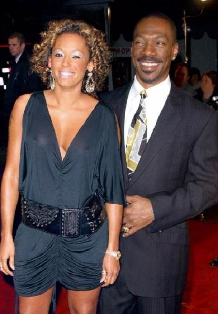 Mel B second spouse Eddie Murphy