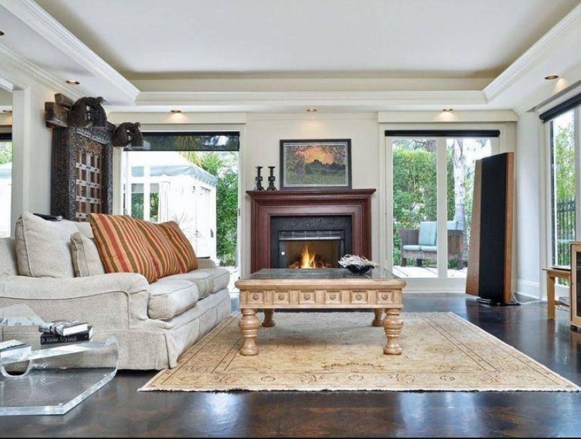 Joan Celia Lee' Los Angeles, California house