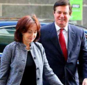 Kathleen Manafort & Paul Manafort