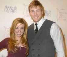 Molly Burnett and her ex-boyfriend, Aaron Hill.