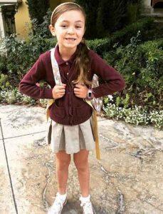 Kimberly Stewart's daughter Delilah Del Toro