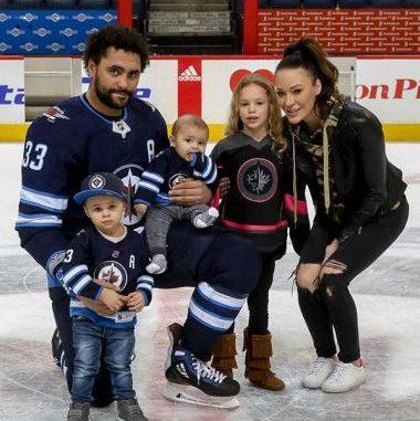 Emily Hendry's Family.