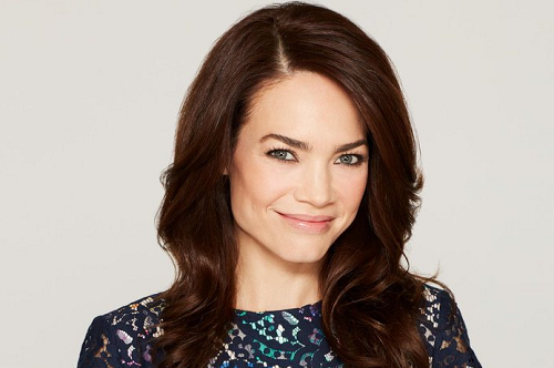 Rebecca Herbst Age, Height, Married, Husband, Children & Family